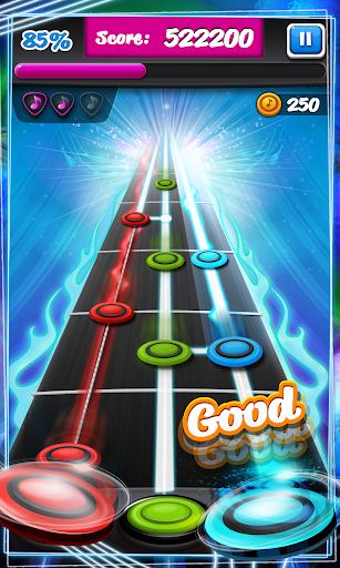 Rock Hero 7.2.3 screenshots 1