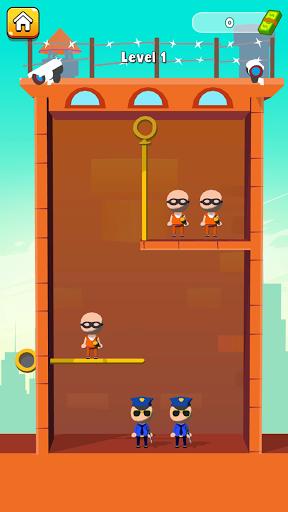 Prison Escape: Pin Rescue  screenshots 1