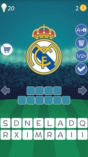 Soccer Clubs Logo Quiz 1.4.41 screenshots 2