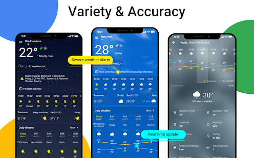 Weather Forecast - Accurate Weather & Radar