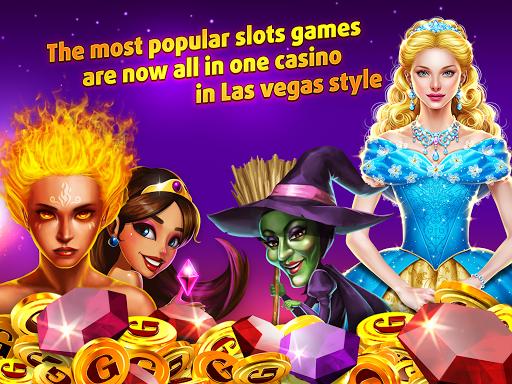 Real Casino 2 - Free Vegas Casino Slot Machines screenshots 21