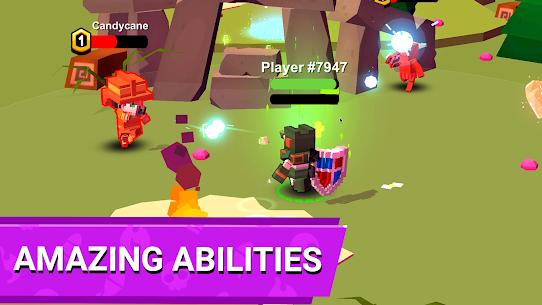 Frag Arena .io Mod Apk- Gun Battle 3D Pixel Action (Unlimited Gold) 3
