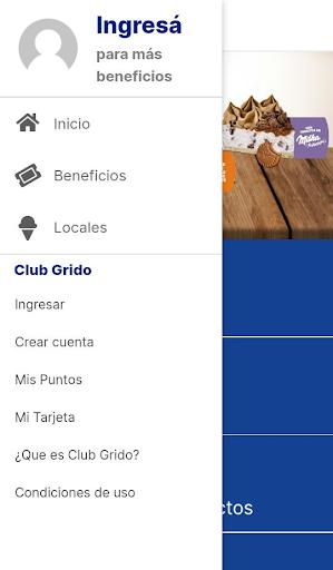 Grido 1.3.7 screenshots 2