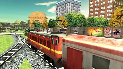 Indian Train Games 2019 Apkfinish screenshots 14