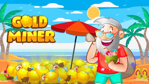 Gold Miner Classic: Gold Rush - Mine Mining Games  screenshots 1