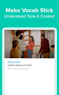 FluentU: Learn Languages with authentic videos 1.8.0(1.0.7) Screenshots 4