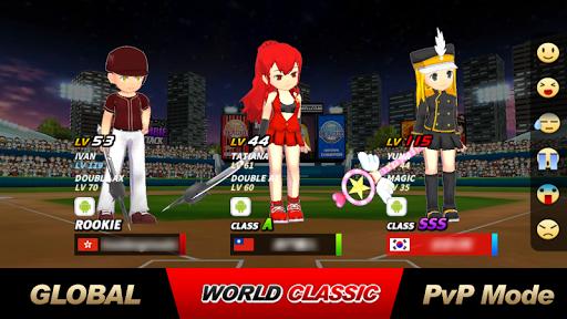 Homerun King - Pro Baseball 3.8.5 screenshots 18