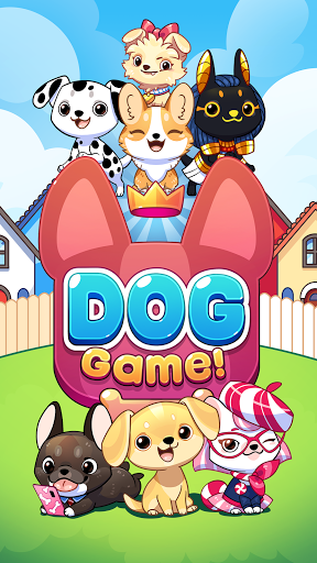 Dog Game - The Dogs Collector! apklade screenshots 1