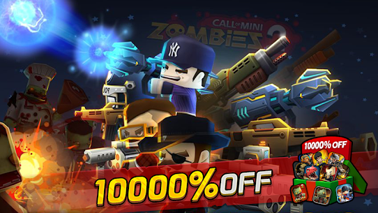 Call of Mini™ Zombies 2 Mod (free shopping) 6