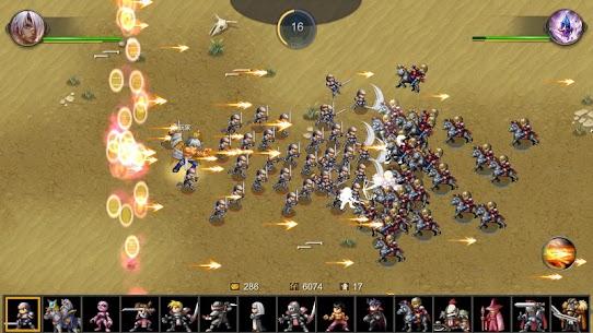 Miragine War MOD APK [Unlimited Gems, Cash, Free Rewards] – Prince APK 7