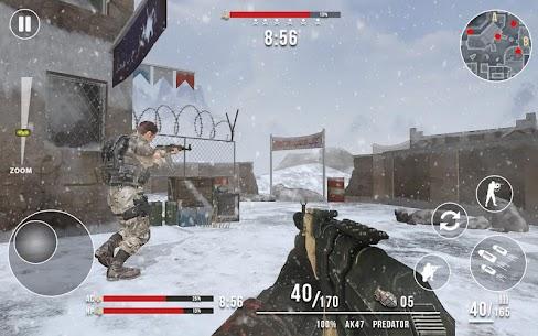 Rules of Modern World War: Sniper Shooting Games 3.2.5 Apk + Mod 5