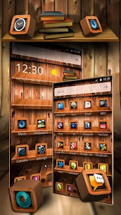 Wooden Touch Launcher For Pc – Free Download In Windows 7/8/10 & Mac 3