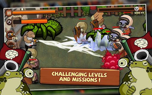 Defender -  Zombie Shooter  screenshots 7
