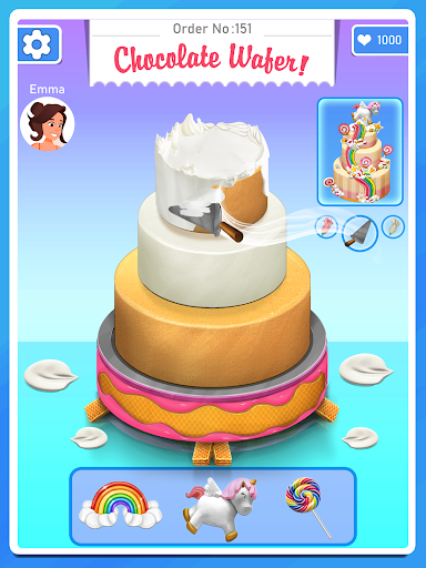 Perfect Cake Maker 0.8 screenshots 11