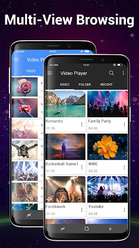 Video Player All Format for Android 1.7.2 Screenshots 7
