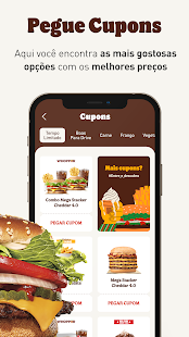 Burger King Brasil 3.5.2 Screenshots 2
