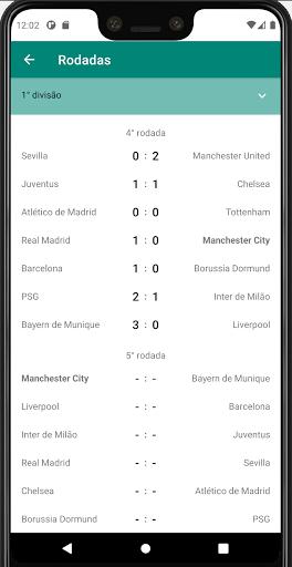 FutGol - Gerencie um Time de Futebol  screenshots 5