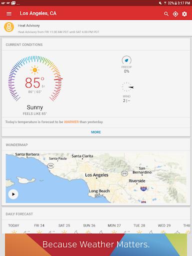 Weather data & microclimate : Weather Underground  Screenshots 17