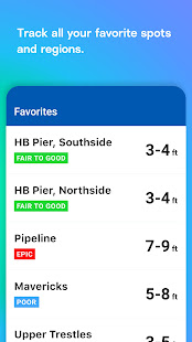 Surfline Cams, Surf Reports and Forecasts 4.1.2 Screenshots 4
