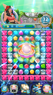 Jewel Aloha- Ocean Match 3 Puzzle