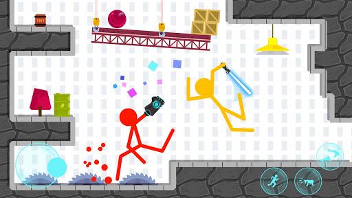 Supreme Stickman Fighting: Stick Fight Games 2.0 screenshots 5