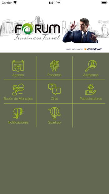 Forum Business Travel screenshot 2