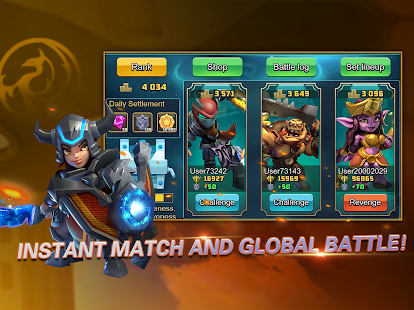 Heroes Brawl: Monster Clash - Defense Zombies 1.0.0 Screenshots 15