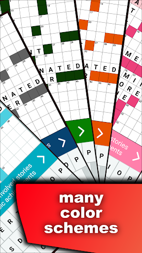 Crossword Puzzle 1.2.136-gp screenshots 1