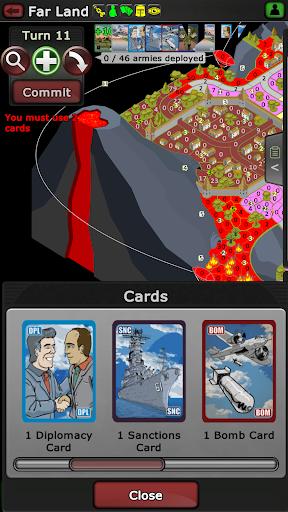 Warzone - turn based strategy v5.07.1.1 screenshots 4