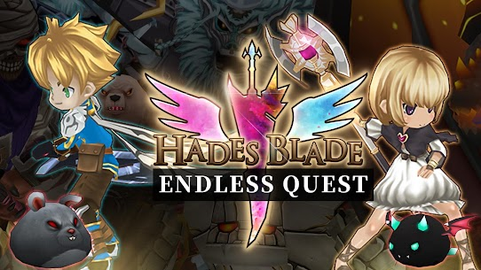 Endless Quest: Hades Blade – Free idle RPG Mod Apk (VIP15) 1