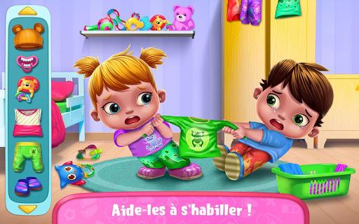 Bébés Jumeaux – 2 Fripouilles APK MOD (Astuce) screenshots 1