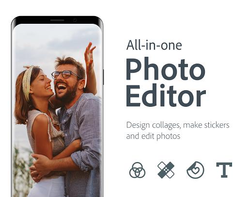 Download APK: Adobe Photoshop Express:Photo Editor Collage Maker v7.5.857 [Premium]