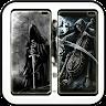 4K Grim Reaper Wallpapers app apk icon