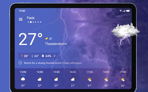 Weather & Radar, Alerts 1.2.7 Screenshots 11