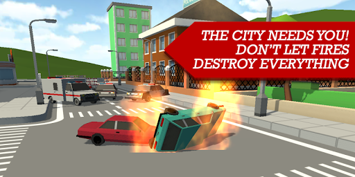 Code Triche EMERGENCY HQ 911 Firefighters Simulator APK MOD (Astuce) screenshots 1