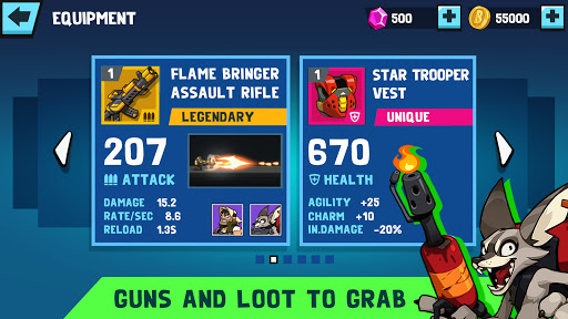 Bombastic Brothers - Top Squad.2D Action shooter. 1.5.54 screenshots 6