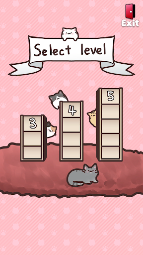 Sort the Cats - Ball Sort Game 1.2.1 screenshots 5