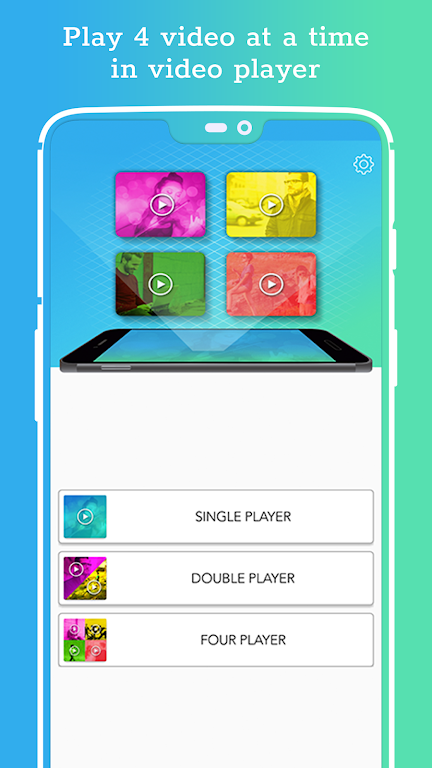 Multi Screen Video Player  poster 4