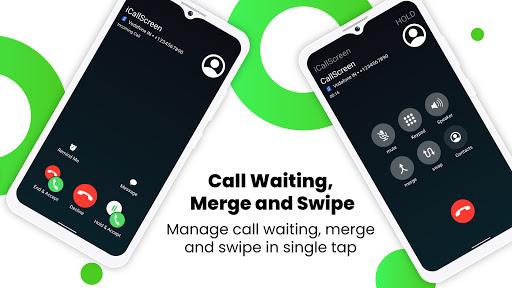 iCallScreen - OS14 Phone X Dialer Call Screen apktram screenshots 3