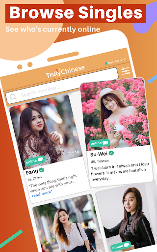 TrulyChinese - Chinese Dating App 5.12.2 Screenshots 9