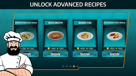 Cooking Simulator Mobile (MOD, Unlimited Diamonds) 5
