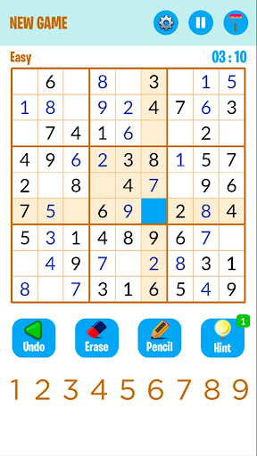 Sudoku 2021 2.4 screenshots 3