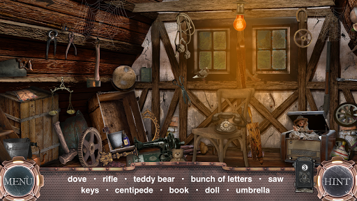 Time Machine - Finding Hidden Objects Games Free screenshots 20