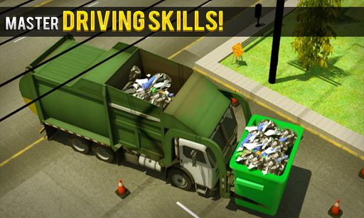 Garbage Dumper Truck Simulator 1.3 screenshots 5