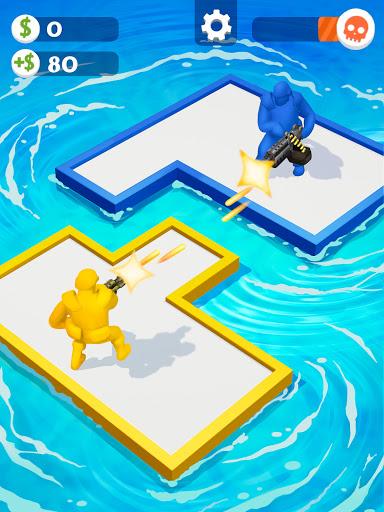 War of Rafts: Crazy Sea Battle  screenshots 10