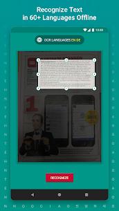 TextGrabber Offline Scan & Translate Photo to Text Mod Apk (Premium) 4