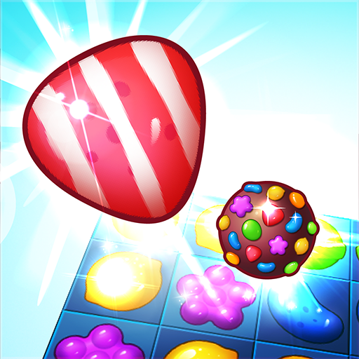 お菓子マッチ3:無料で楽しさと癒しを