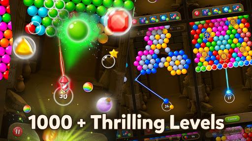 bubble pop origin! puzzle game screenshot 2