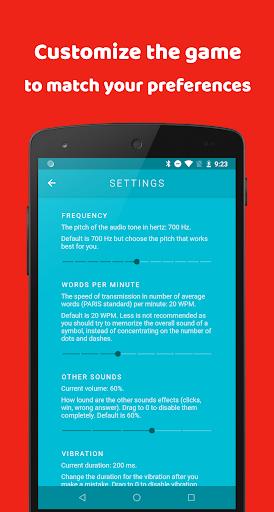 Morse Mania: Learn Morse Code Apkfinish screenshots 3