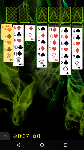 Russian Cell Solitaire screenshots 3